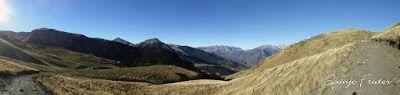 Panorama1 - Entrenos y visualizaciones por Ardonés, Valle de Benasque.
