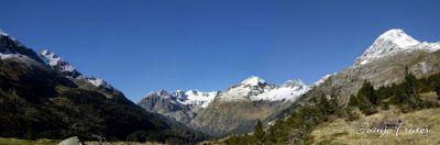 Panorama3 001 1 - Maladetas más nevada, Valle de Benasque