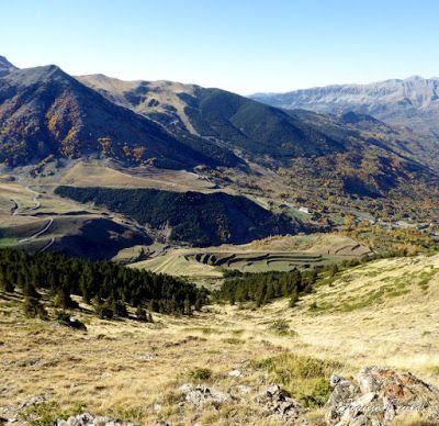 Panorama4 001 - Entrenos y visualizaciones por Ardonés, Valle de Benasque.