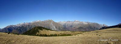 Panorama5 001 - Entrenos y visualizaciones por Ardonés, Valle de Benasque.