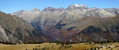 Panorama6 001 - Entrenos y visualizaciones por Ardonés, Valle de Benasque.