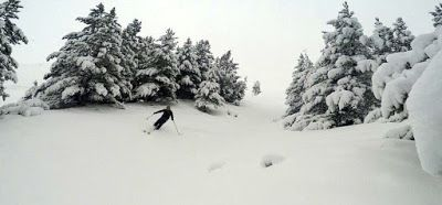 IMG 20161126 WA0011 - Rincón del Cielo muy nevado, Cerler (Valle de Benasque)