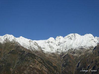 P1300904 - Primera nevada de noviembre en el Valle de Benasque.