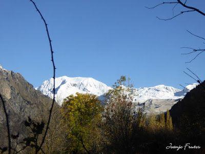 P1300905 - Primera nevada de noviembre en el Valle de Benasque.
