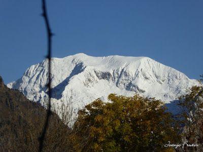 P1300906 - Primera nevada de noviembre en el Valle de Benasque.