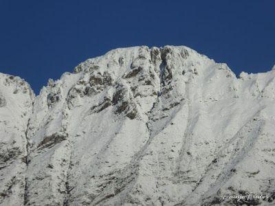 P1300909 - Primera nevada de noviembre en el Valle de Benasque.