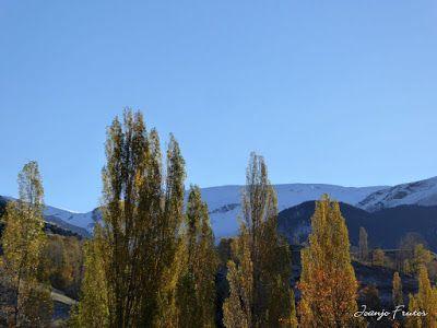 P1300912 - Primera nevada de noviembre en el Valle de Benasque.