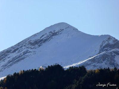 P1300917 - Primera nevada de noviembre en el Valle de Benasque.
