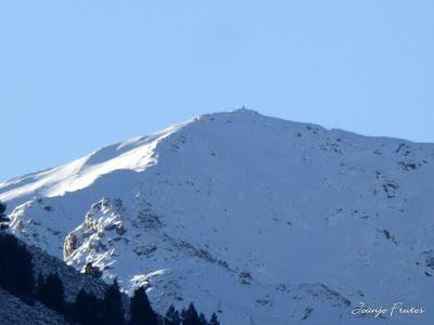 P1300919 - Primera nevada de noviembre en el Valle de Benasque.