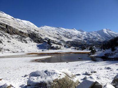 P1300938 - Primera nevada de noviembre en el Valle de Benasque.