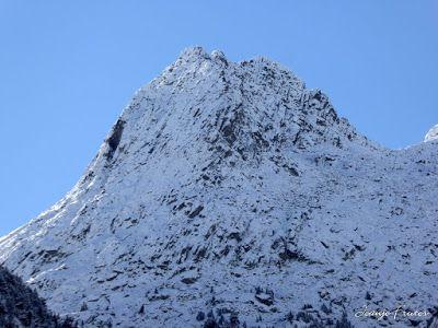 P1300951 - Primera nevada de noviembre en el Valle de Benasque.