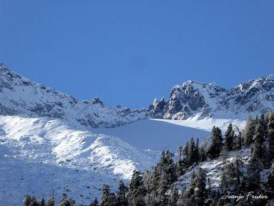 P1300952 - Primera nevada de noviembre en el Valle de Benasque.