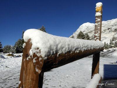 P1300957 - Primera nevada de noviembre en el Valle de Benasque.