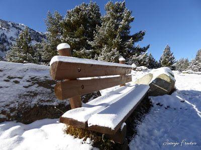P1300959 - Primera nevada de noviembre en el Valle de Benasque.