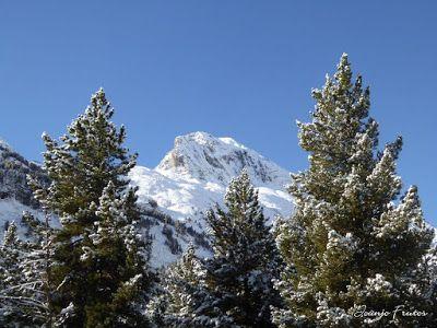 P1300962 - Primera nevada de noviembre en el Valle de Benasque.