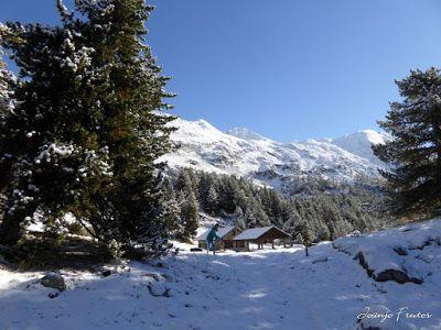 P1300971 - Primera nevada de noviembre en el Valle de Benasque.