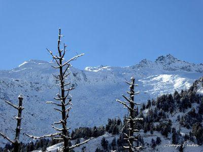 P1310032 - Primera nevada de noviembre en el Valle de Benasque.