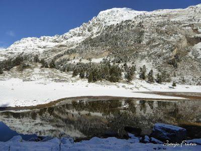 P1310042 - Primera nevada de noviembre en el Valle de Benasque.