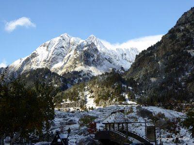P1310056 - Primera nevada de noviembre en el Valle de Benasque.