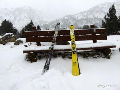 P1310068 - Primera esquiada por Llanos del Hospital, Valle de Benasque.
