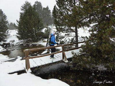 P1310109 - Primera esquiada por Llanos del Hospital, Valle de Benasque.