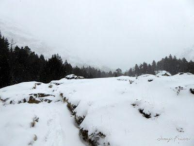 P1310111 - Primera esquiada por Llanos del Hospital, Valle de Benasque.