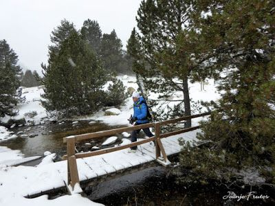 P1310112 - Primera esquiada por Llanos del Hospital, Valle de Benasque.