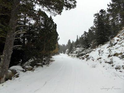 P1310119 - Primera esquiada por Llanos del Hospital, Valle de Benasque.