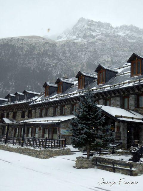 P1310123 - Primera esquiada por Llanos del Hospital, Valle de Benasque.