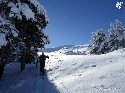 P1310430 - Abrimos oficialmente la temporada de skimo en Cerler.