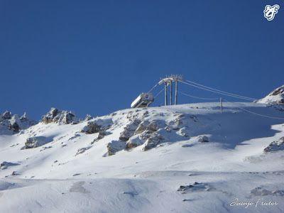 P1310557 - Pico Gallinero en noviembre 2016. Cerler, Valle de Benasque