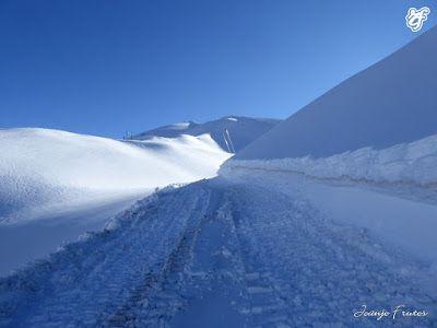 P1310564 - Pico Gallinero en noviembre 2016. Cerler, Valle de Benasque
