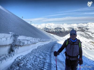 P1310565 fhdr - Pico Gallinero en noviembre 2016. Cerler, Valle de Benasque