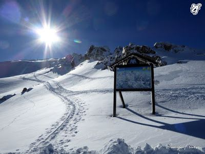 P1310574 - Pico Gallinero en noviembre 2016. Cerler, Valle de Benasque
