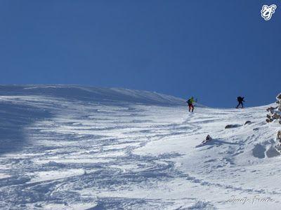 P1310575 - Pico Gallinero en noviembre 2016. Cerler, Valle de Benasque