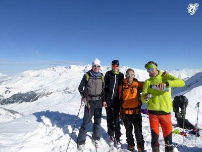 P1310585 - Pico Gallinero en noviembre 2016. Cerler, Valle de Benasque