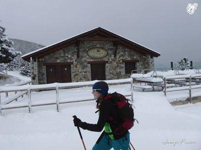P1310651 - Rincón del Cielo muy nevado, Cerler (Valle de Benasque)