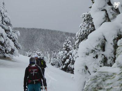P1310653 - Rincón del Cielo muy nevado, Cerler (Valle de Benasque)