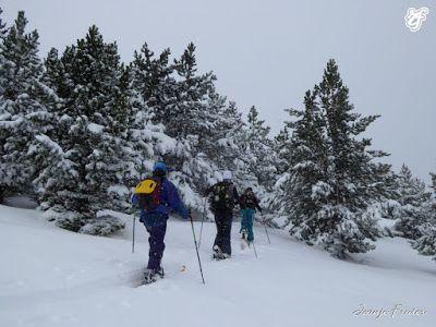 P1310658 - Rincón del Cielo muy nevado, Cerler (Valle de Benasque)