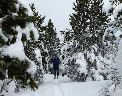 P1310671 - Rincón del Cielo muy nevado, Cerler (Valle de Benasque)