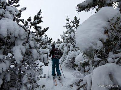 P1310675 - Rincón del Cielo muy nevado, Cerler (Valle de Benasque)