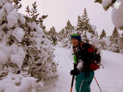 P1310680 - Rincón del Cielo muy nevado, Cerler (Valle de Benasque)