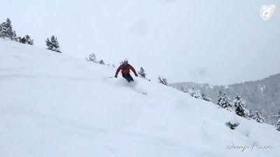 P1310704 001 - Rincón del Cielo muy nevado, Cerler (Valle de Benasque)