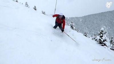 P1310704 002 - Rincón del Cielo muy nevado, Cerler (Valle de Benasque)
