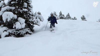 P1310704 004 - Rincón del Cielo muy nevado, Cerler (Valle de Benasque)