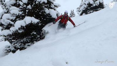 P1310706 005 - Rincón del Cielo muy nevado, Cerler (Valle de Benasque)
