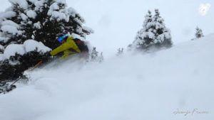 P1310706 300x169 - Rincón del Cielo muy nevado, Cerler (Valle de Benasque)