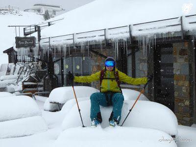 P1310716 - Rincón del Cielo muy nevado, Cerler (Valle de Benasque)