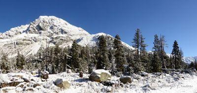 Panorama2 001 2 - Primera nevada de noviembre en el Valle de Benasque.