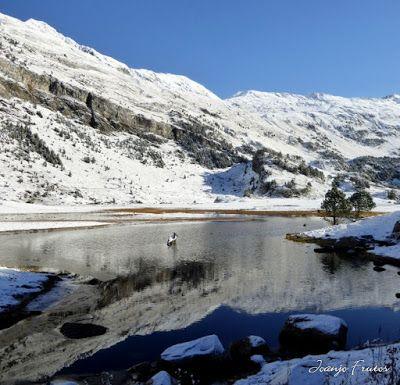 Panorama4 001 2 - Primera nevada de noviembre en el Valle de Benasque.